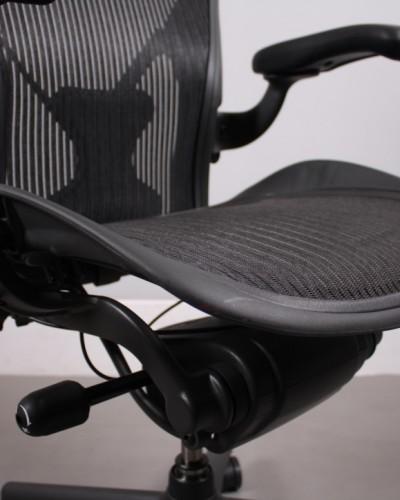 Herman Miller PostureFit Aeron chair StudioModern